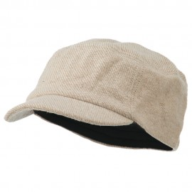 Wool Fashion Fitted Engineer Cap