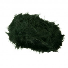 Woman's Faux Fur Elastic Head Band