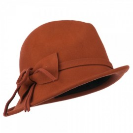 Women's Slanted Cloche Hat