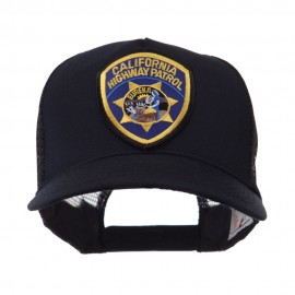 USA Western State Police Embroidered Patch Cap - CA Hwy