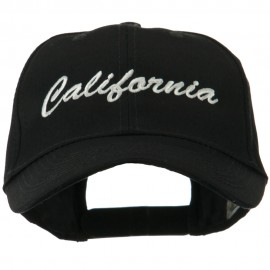 Western States Embroidered Cap - California