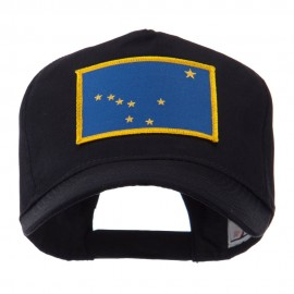 USA Western State Embroidered Patch Cap - Alaska