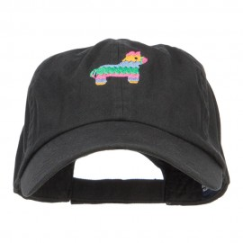 Mexico Pinata Embroidered Low Cap