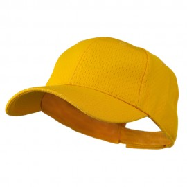 Youth Athletic Jersey Mesh Cap