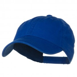 Youth Superior Garment Low Profile Cap - Royal