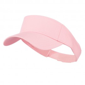 Youth Cotton Sun Visor