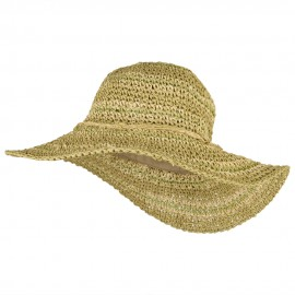 Women's Toyo Braid Straw Hat