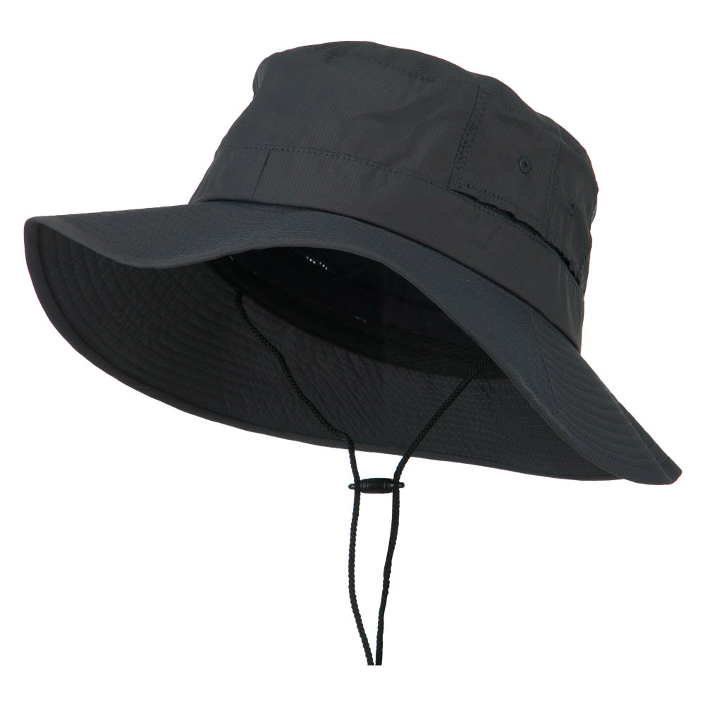 Dockside Outdoor Sporting Hat with UV Protection - Iron - Hats and Caps Online Shop - Hip Head Gear