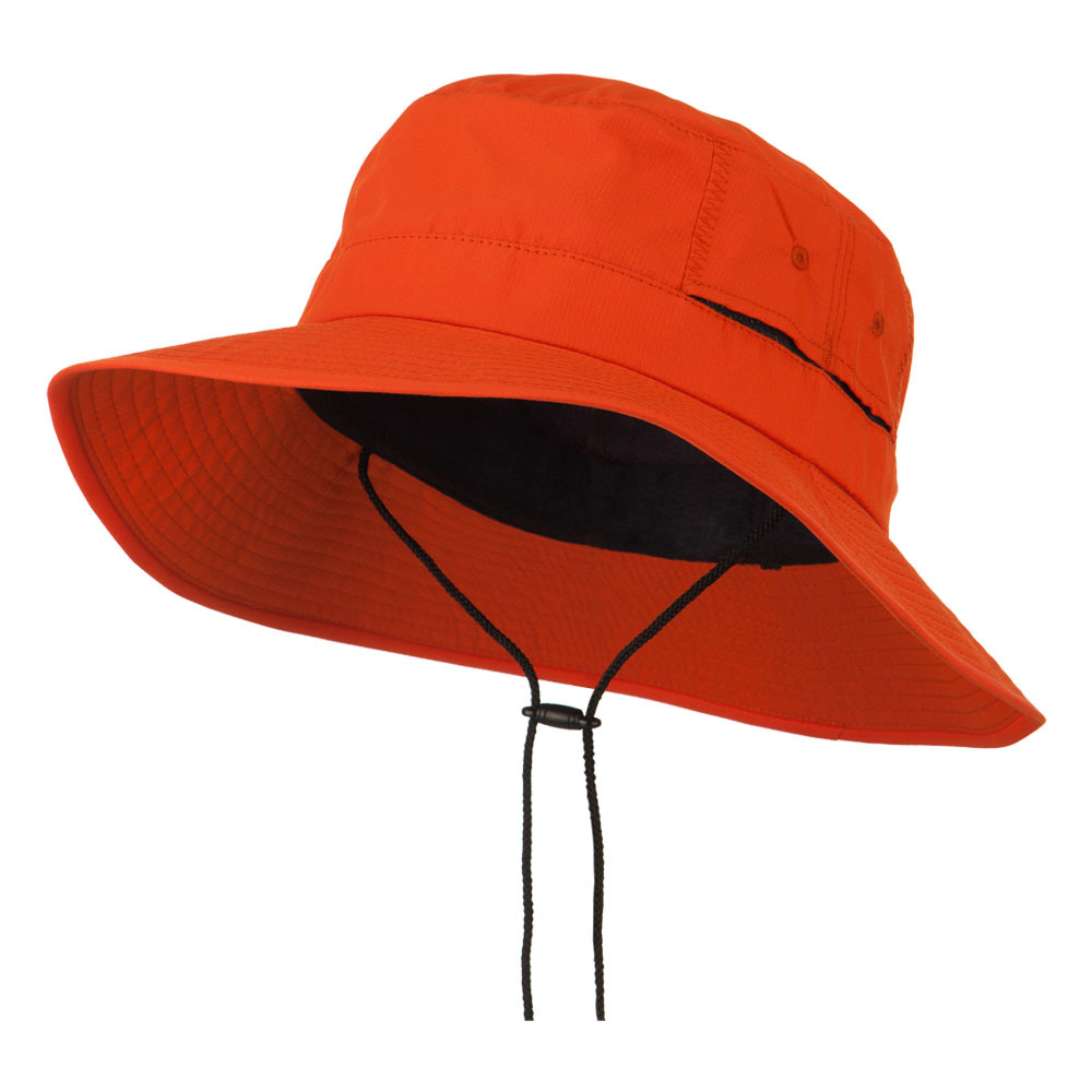 Dockside Outdoor Sporting Hat with UV Protection - Orange - Hats and Caps Online Shop - Hip Head Gear