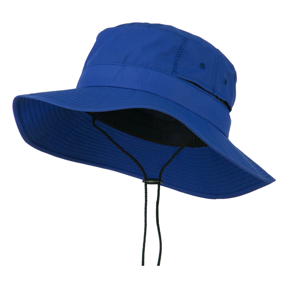 Dockside Outdoor Sporting Hat with UV Protection - Royal - Hats and Caps Online Shop - Hip Head Gear