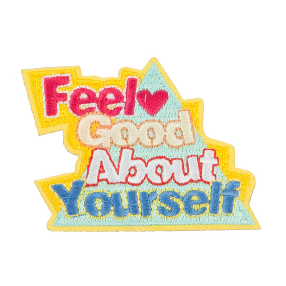 Encouragement Life Style Patches - Feel Good