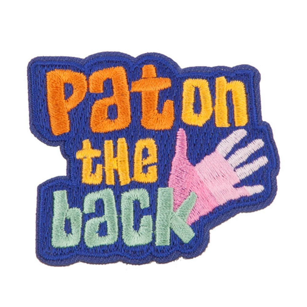 Encouragement Life Style Patches - Pat