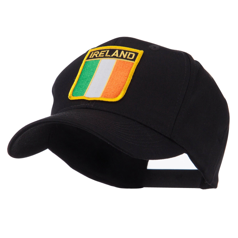 Europe Flag Shield Patch Cap - Ireland - Hats and Caps Online Shop - Hip Head Gear