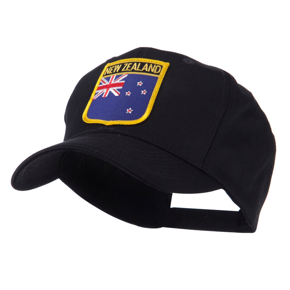 Europe Flag Shield Patch Cap - New Zealand - Hats and Caps Online Shop - Hip Head Gear