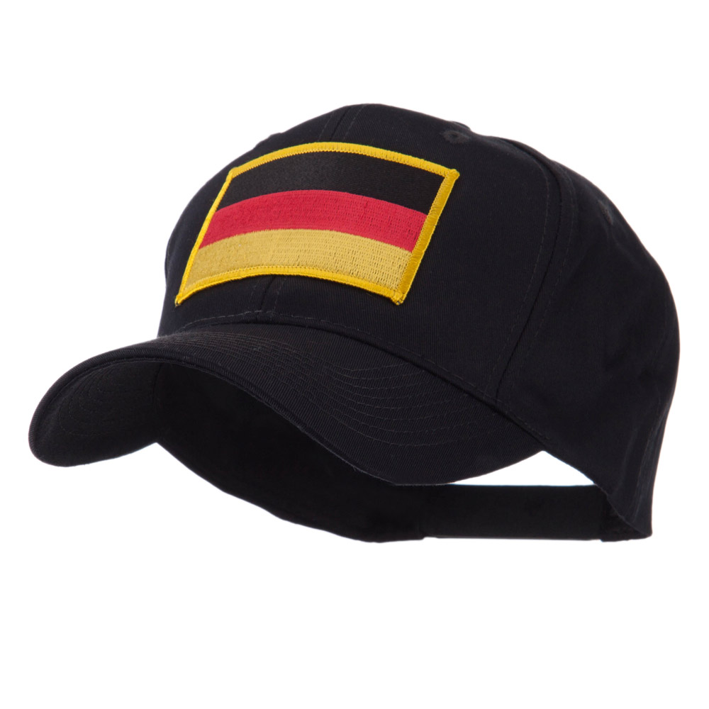 Europe Flag Embroidered Patch Cap - Germany - Hats and Caps Online Shop - Hip Head Gear