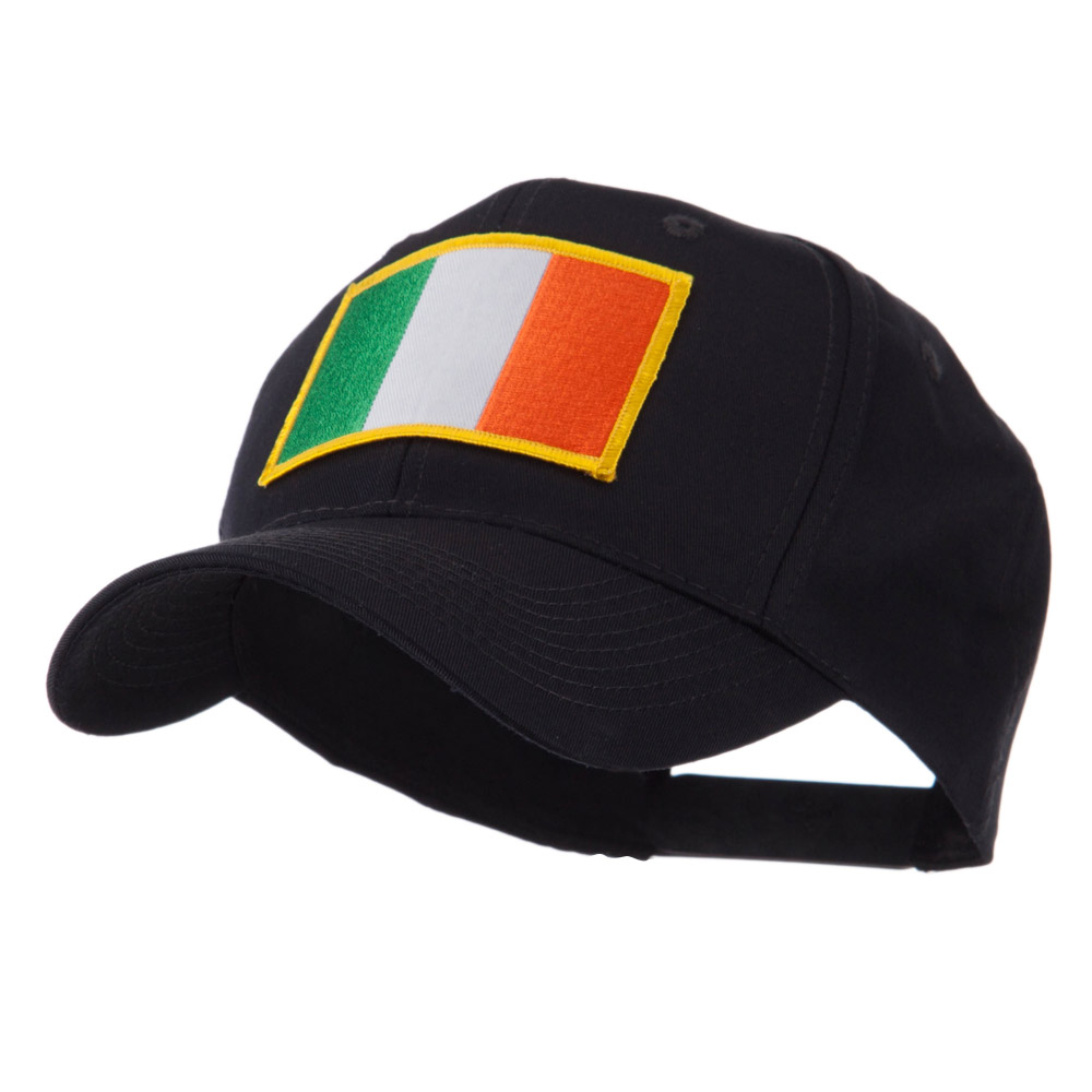 Europe Flag Embroidered Patch Cap - Ireland - Hats and Caps Online Shop - Hip Head Gear