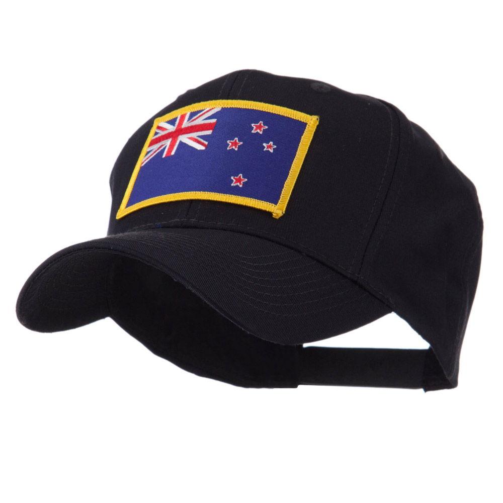 Europe Flag Embroidered Patch Cap - New Zealand - Hats and Caps Online Shop - Hip Head Gear