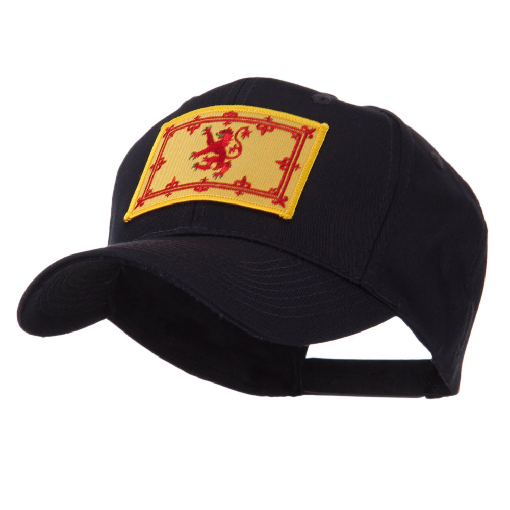 Europe Flag Embroidered Patch Cap - Scotland - Hats and Caps Online Shop - Hip Head Gear