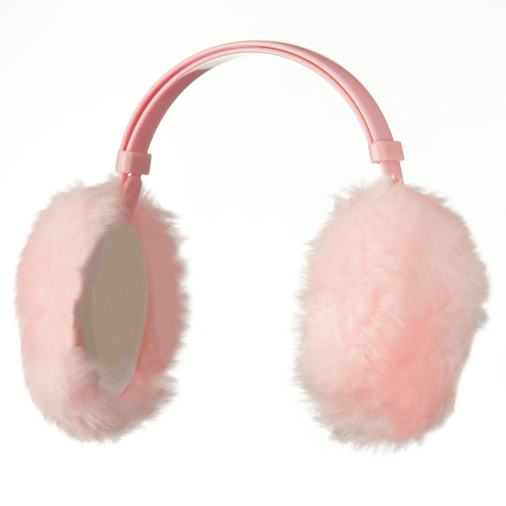 Ear Muffs - Pink - Hats and Caps Online Shop - Hip Head Gear
