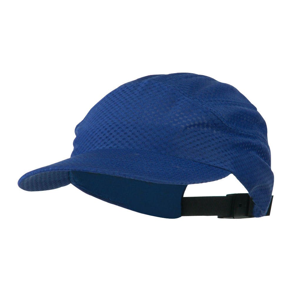 Athletic Mesh Running Cap - Royal - Hats and Caps Online Shop - Hip Head Gear