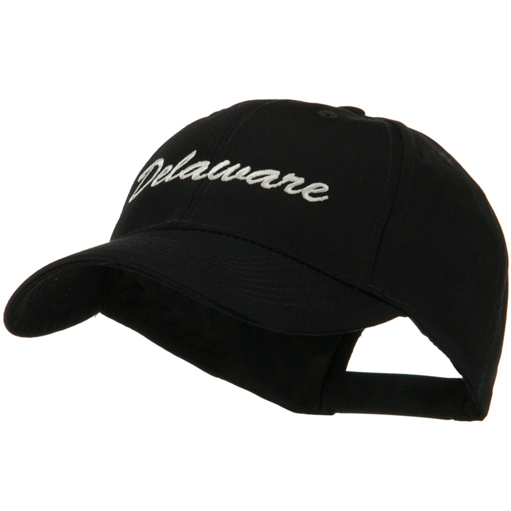 Eastern States Embroidered Cap - Delaware - Hats and Caps Online Shop - Hip Head Gear