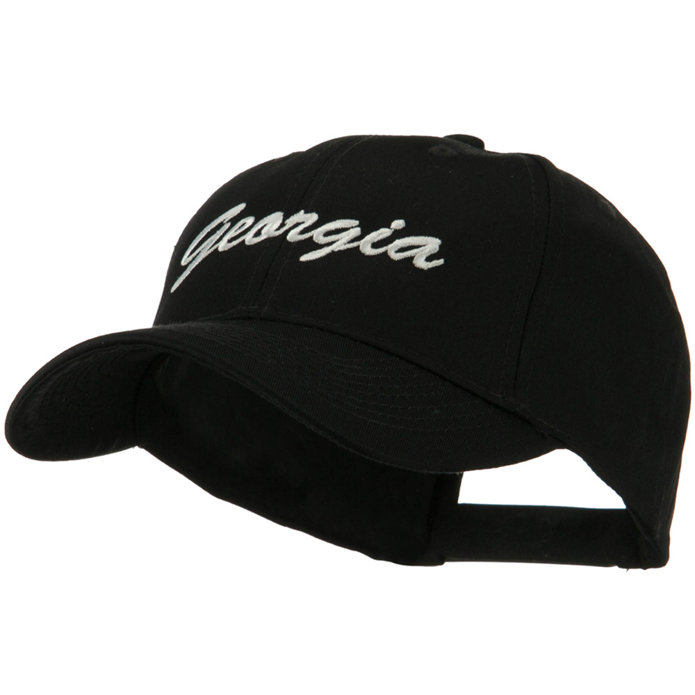 Eastern States Embroidered Cap - Georgia - Hats and Caps Online Shop - Hip Head Gear