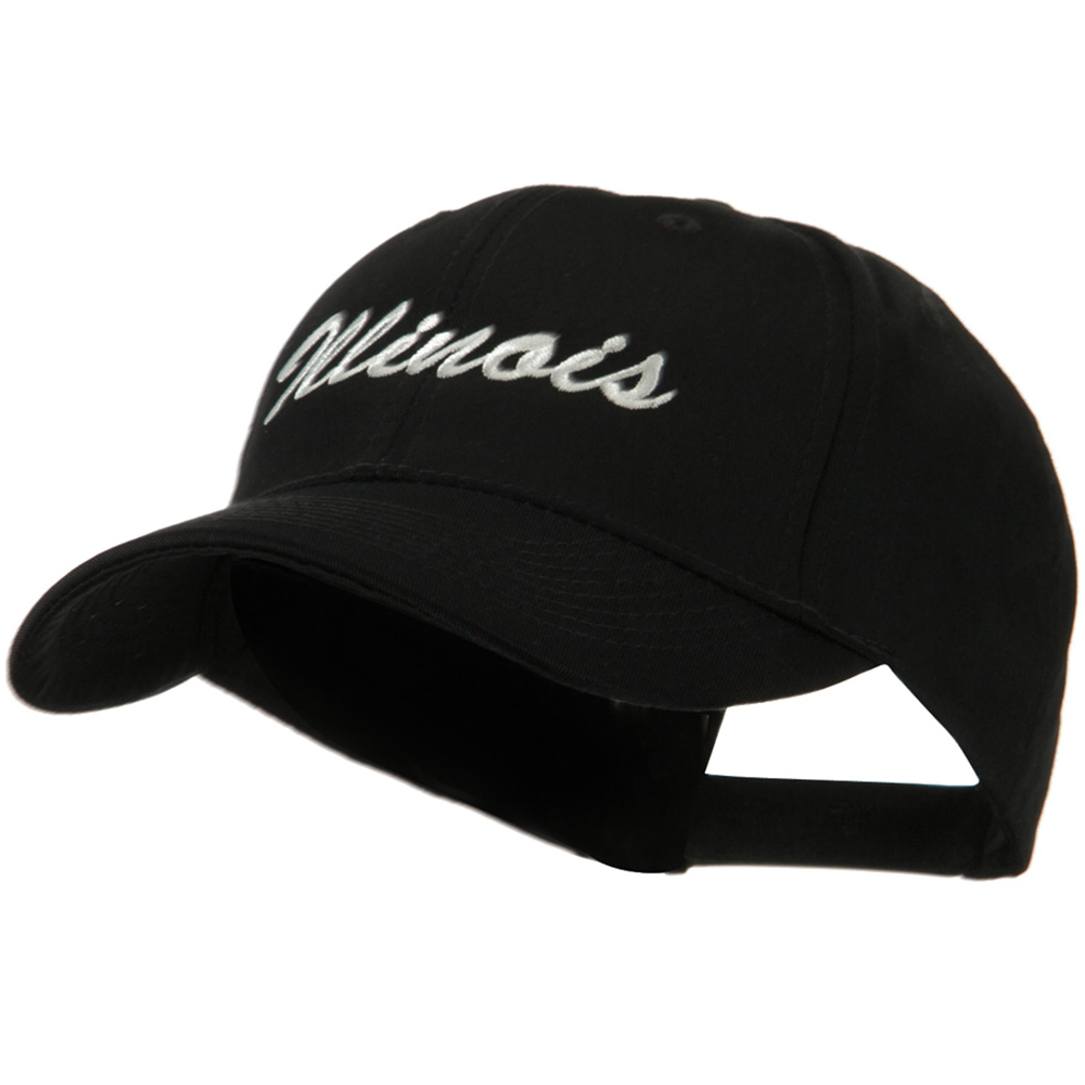 Eastern States Embroidered Cap - Illinois - Hats and Caps Online Shop - Hip Head Gear