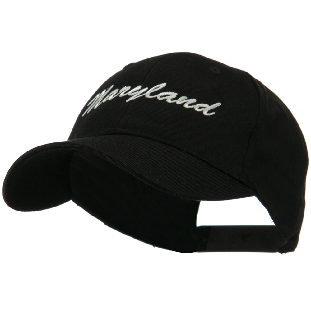 Eastern States Embroidered Cap - Maryland - Hats and Caps Online Shop - Hip Head Gear