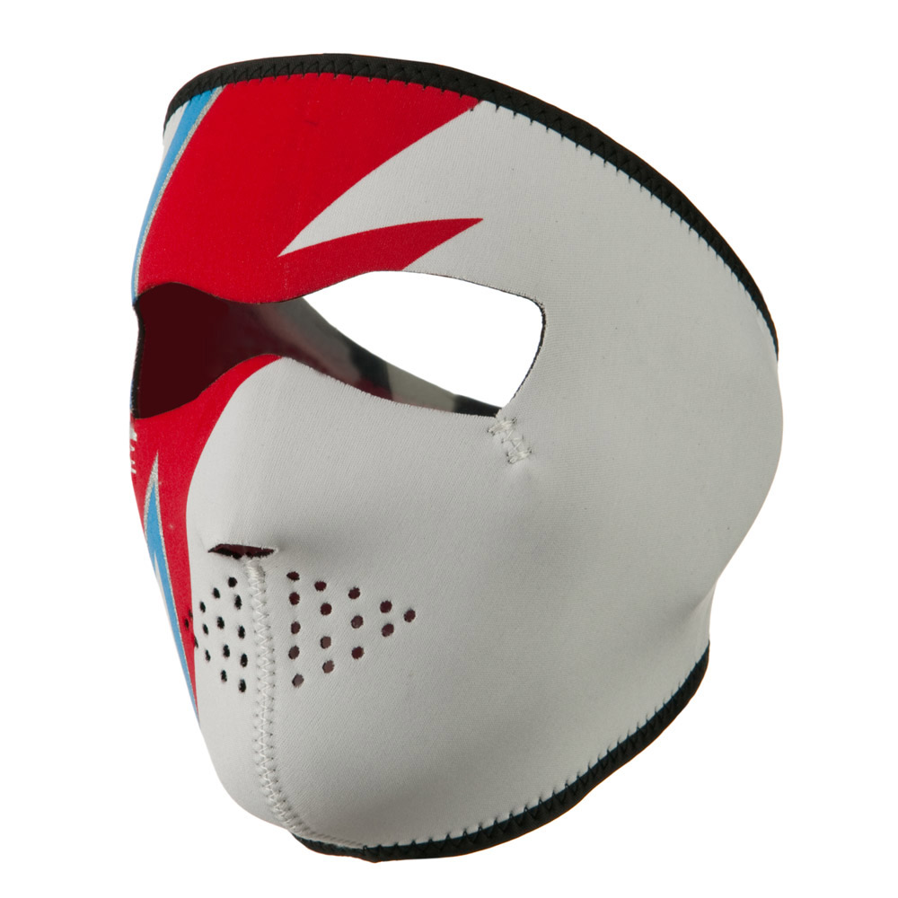 Neoprene Full Face Mask - Bowie - Hats and Caps Online Shop - Hip Head Gear