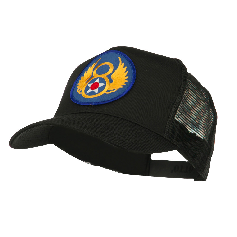 Air Force Division Embroidered Military Patch Cap - 8th - Hats and Caps Online Shop - Hip Head Gear