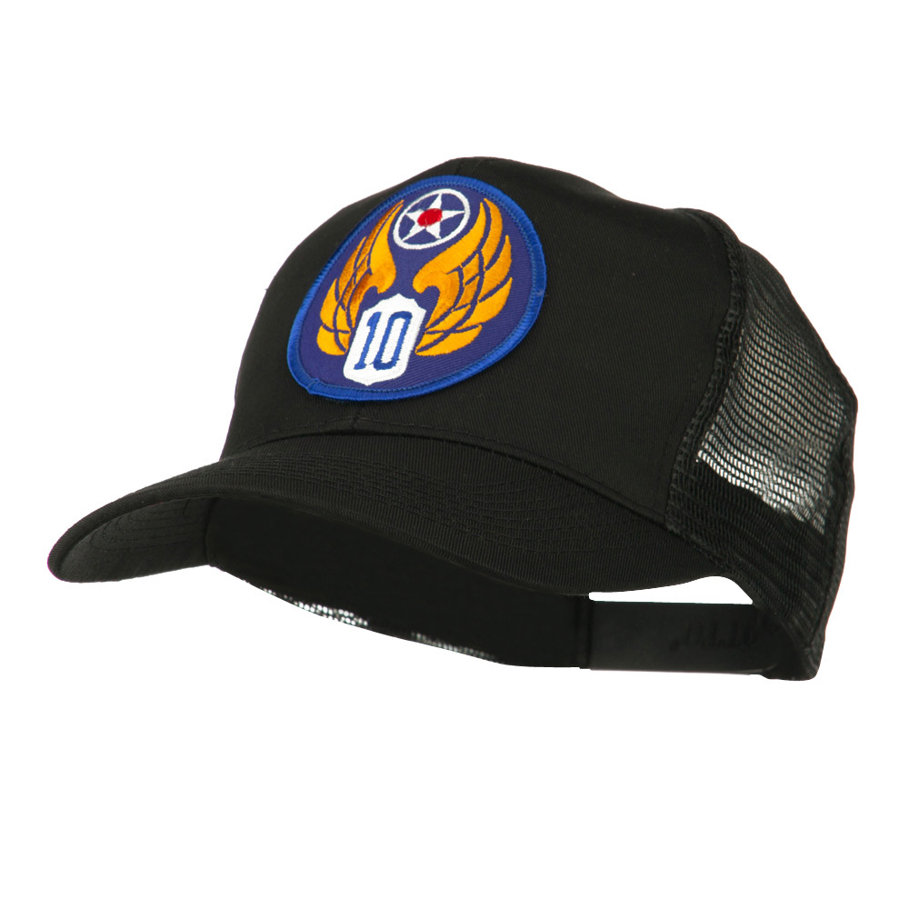 Air Force Division Embroidered Military Patch Cap - 10th - Hats and Caps Online Shop - Hip Head Gear