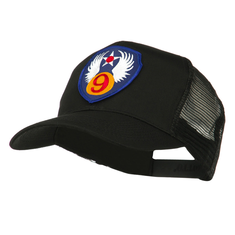 Air Force Division Embroidered Military Patch Cap - 9th - Hats and Caps Online Shop - Hip Head Gear