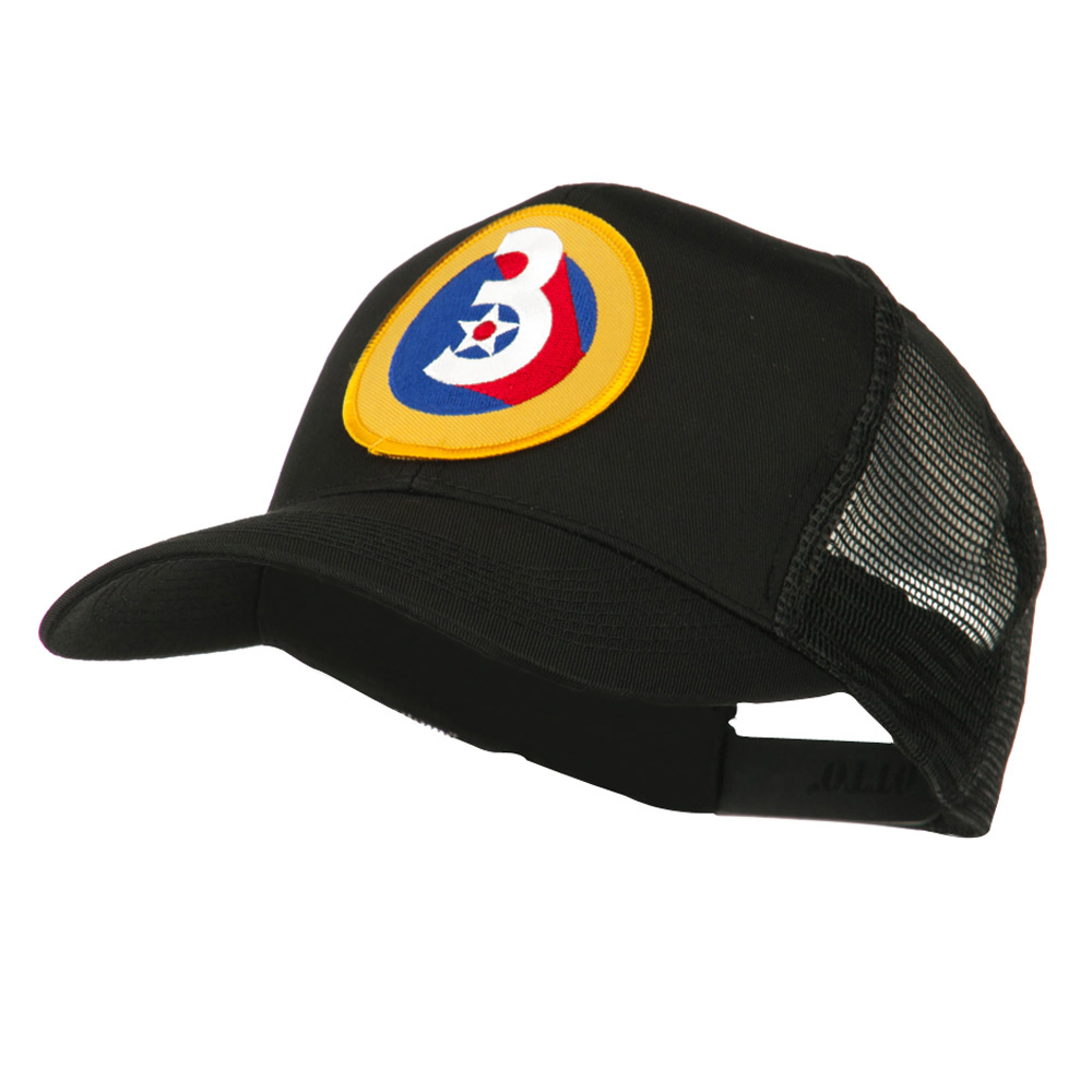 Air Force Division Embroidered Military Patch Cap - 3rd - Hats and Caps Online Shop - Hip Head Gear
