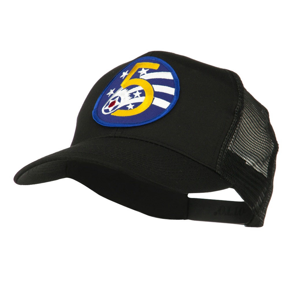 Air Force Division Embroidered Military Patch Cap - 5th - Hats and Caps Online Shop - Hip Head Gear