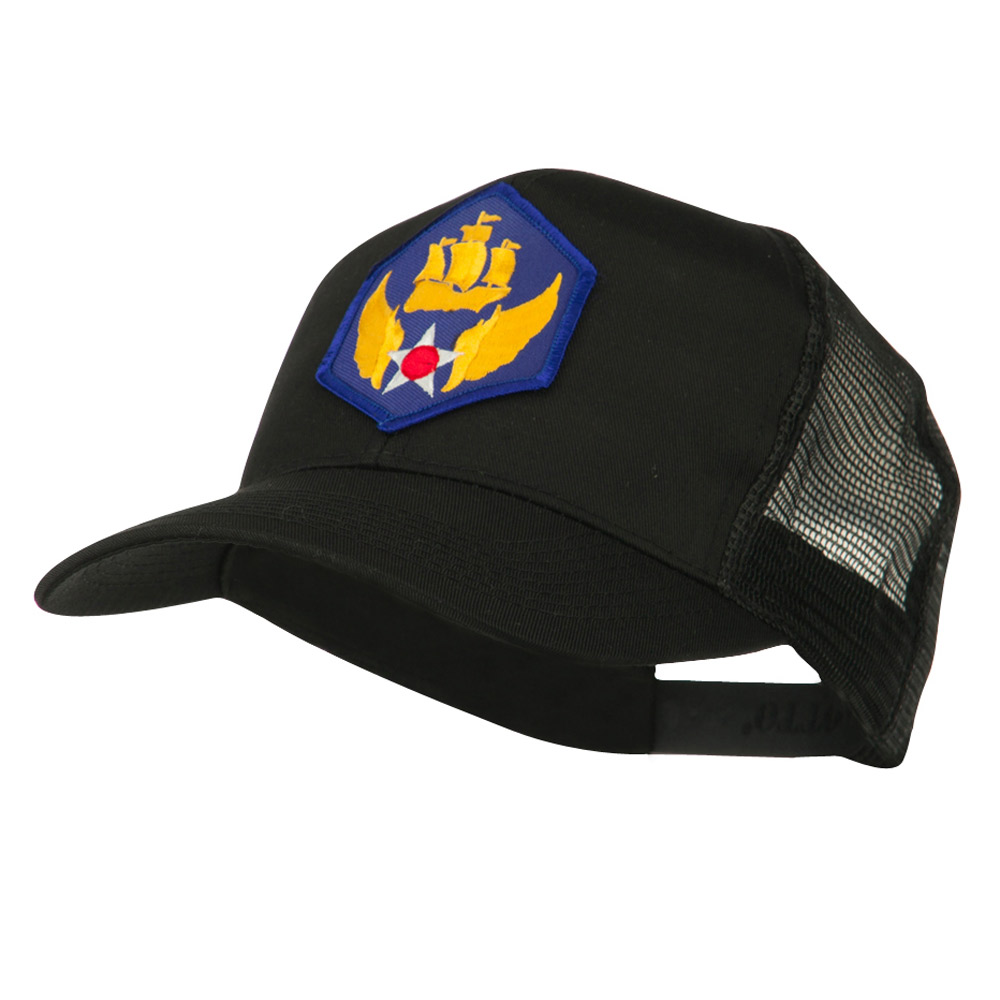 Air Force Division Embroidered Military Patch Cap - 6th - Hats and Caps Online Shop - Hip Head Gear