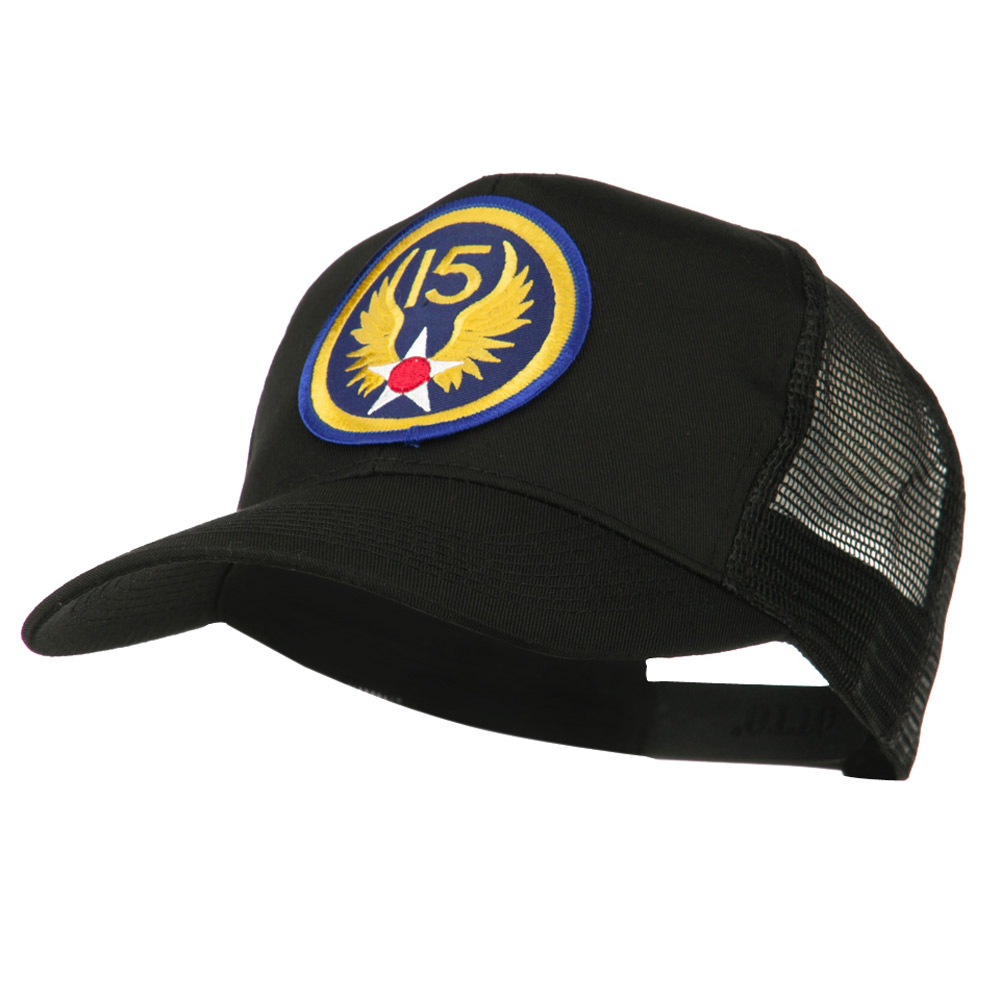 Air Force Division Embroidered Military Patch Cap - 15th - Hats and Caps Online Shop - Hip Head Gear