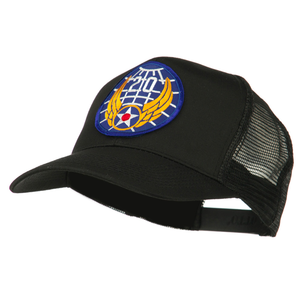 Air Force Division Embroidered Military Patch Cap - 20th - Hats and Caps Online Shop - Hip Head Gear
