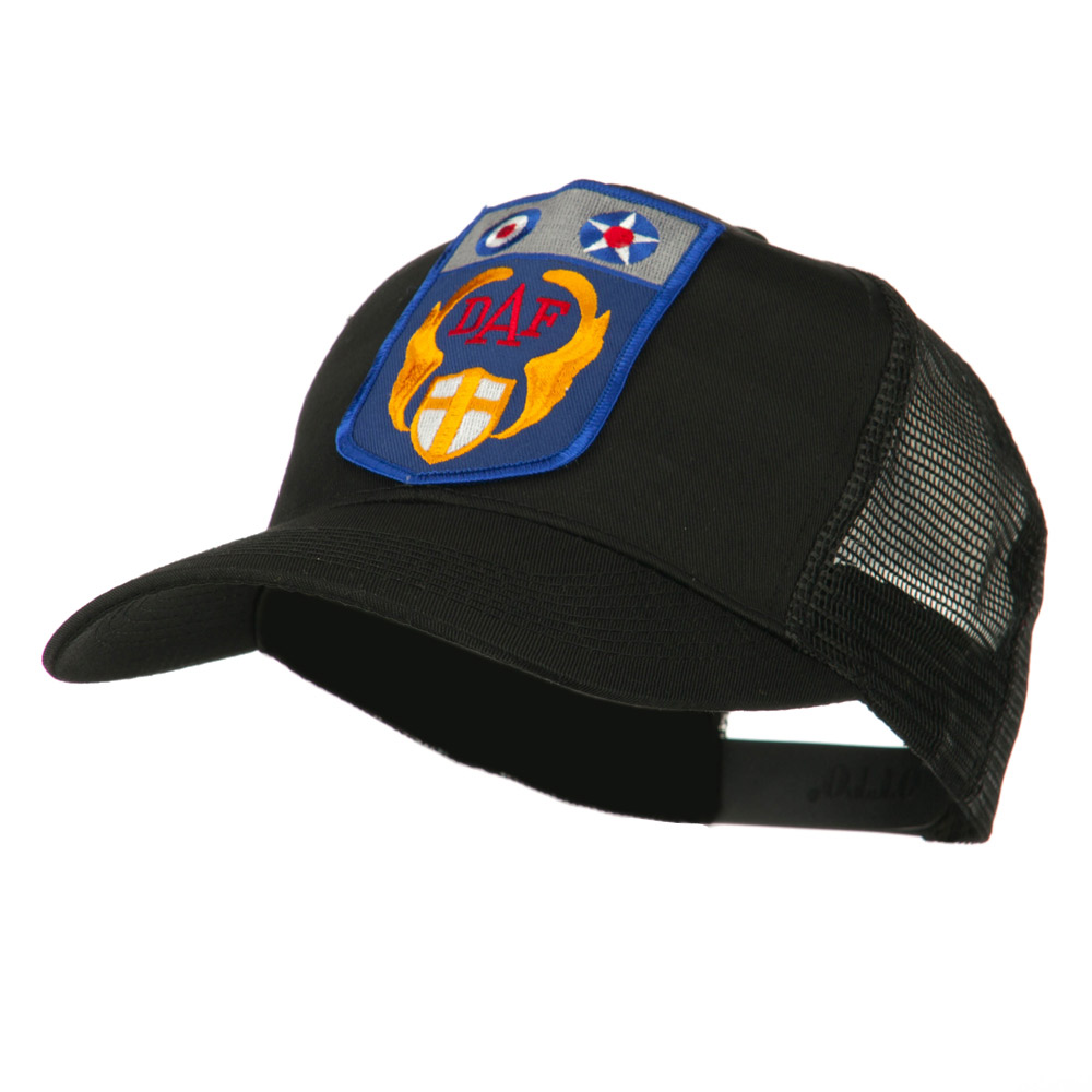Air Force Division Embroidered Military Patch Cap - Desert - Hats and Caps Online Shop - Hip Head Gear