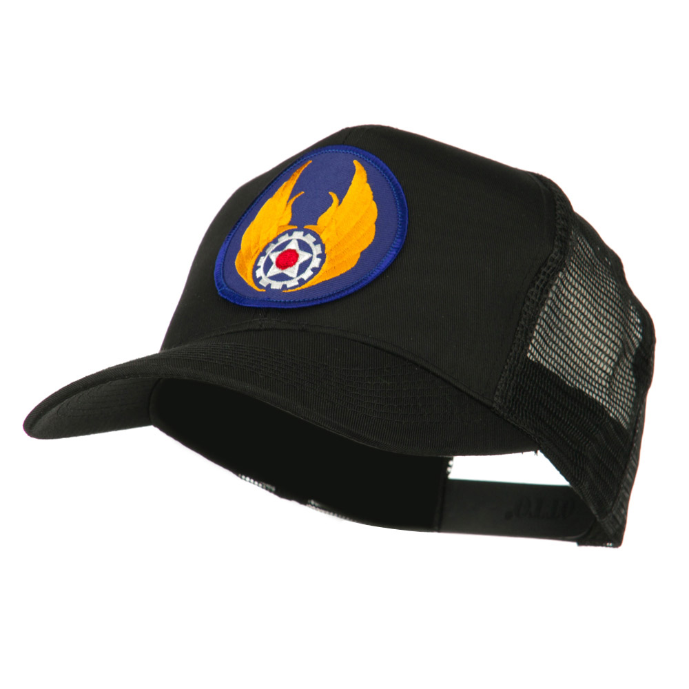 Air Force Division Embroidered Military Patch Cap - Air Material - Hats and Caps Online Shop - Hip Head Gear