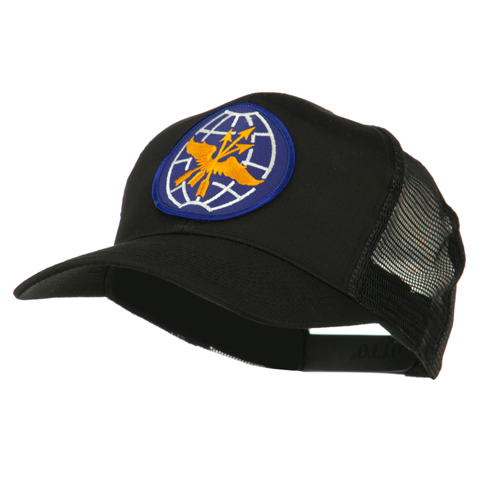 Air Force Division Embroidered Military Patch Cap - Air Tran - Hats and Caps Online Shop - Hip Head Gear