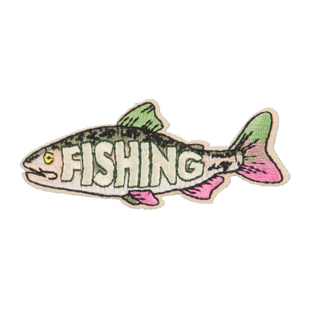 Fishing Outdoor Patches - Fish