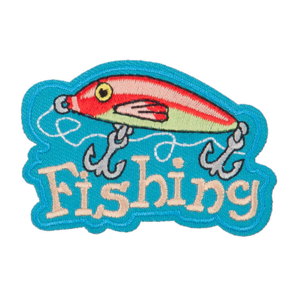 Fishing Outdoor Patches - Lure