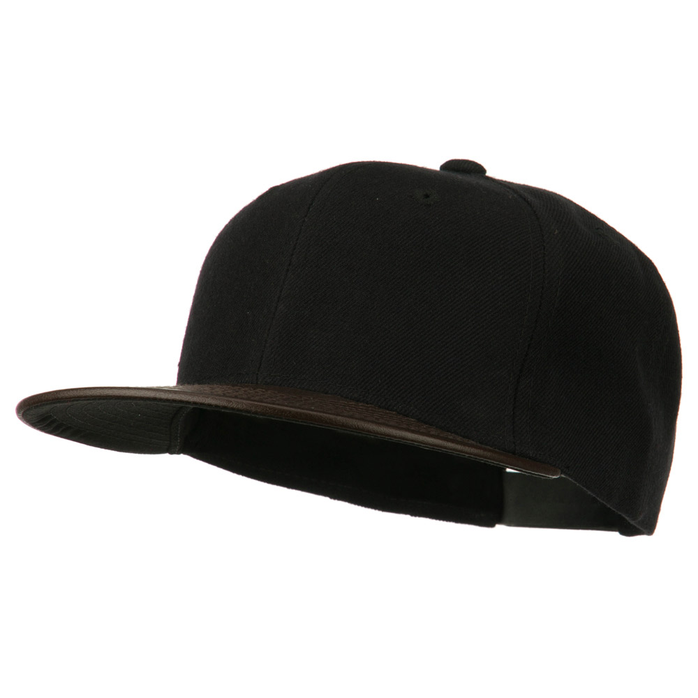 how to clean a hat bill