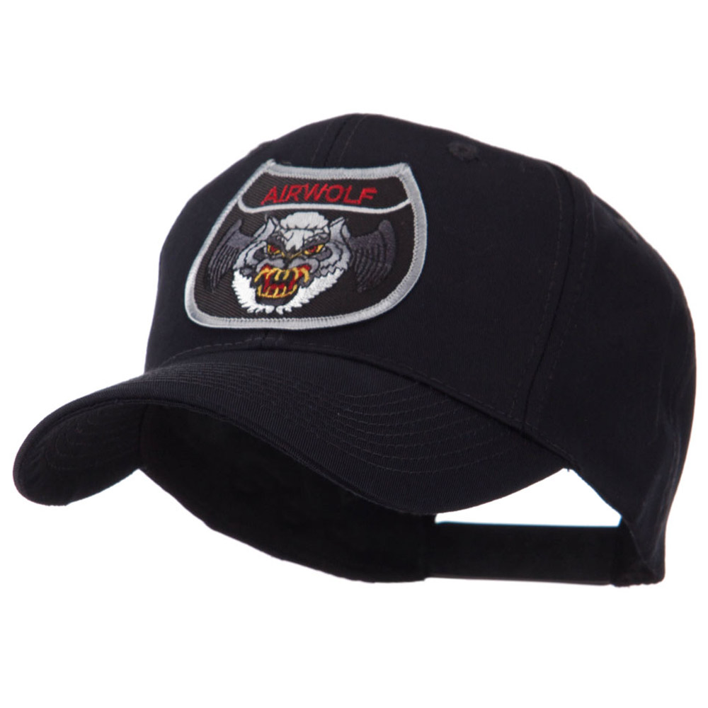 Air Force Patch Cap - Air Wolf - Hats and Caps Online Shop - Hip Head Gear