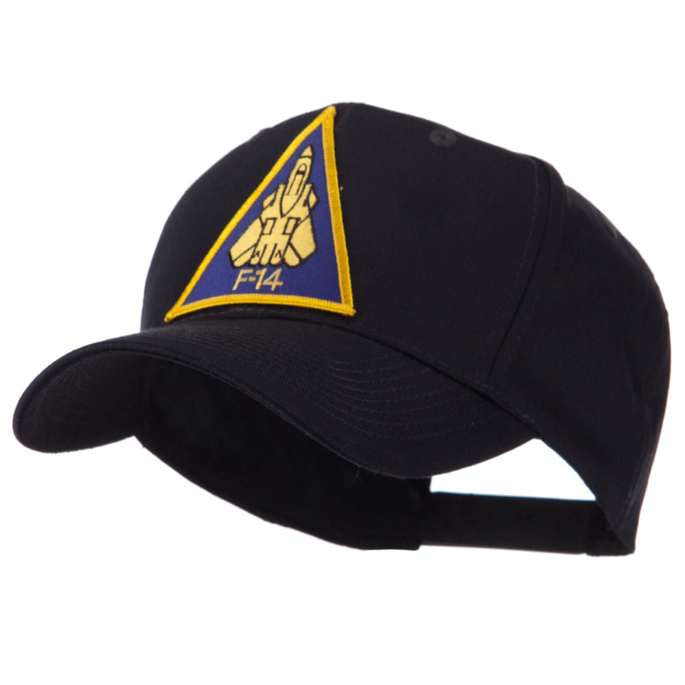 Air Force Patch Cap - F 14 - Hats and Caps Online Shop - Hip Head Gear