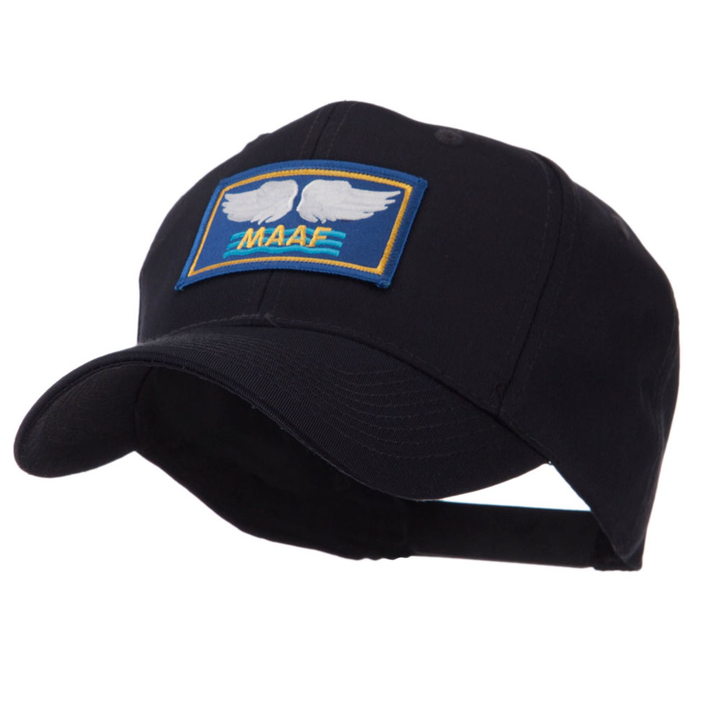 Air Force Patch Cap - Mediterranean - Hats and Caps Online Shop - Hip Head Gear
