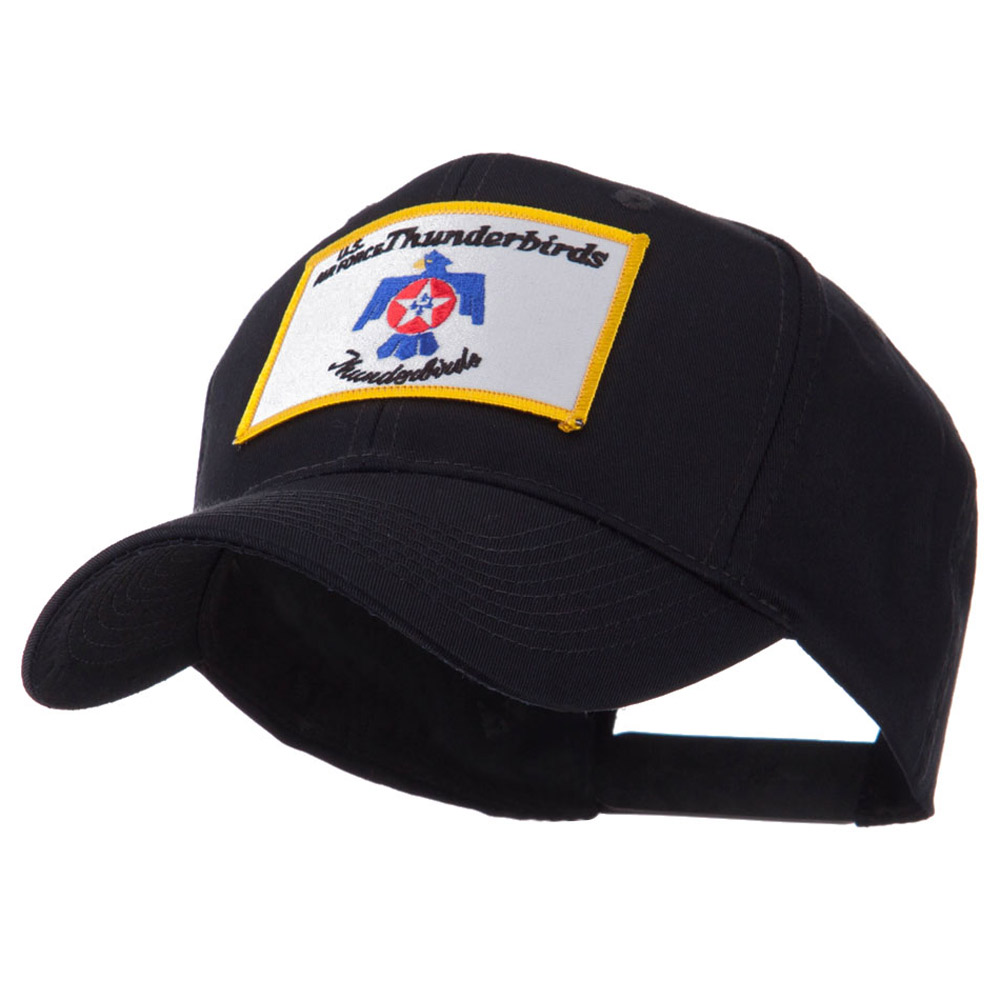 Air Force Patch Cap - Thunderbird 2 - Hats and Caps Online Shop - Hip Head Gear