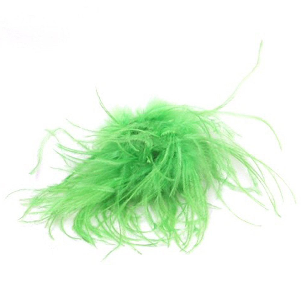 Feather Pins-Lime