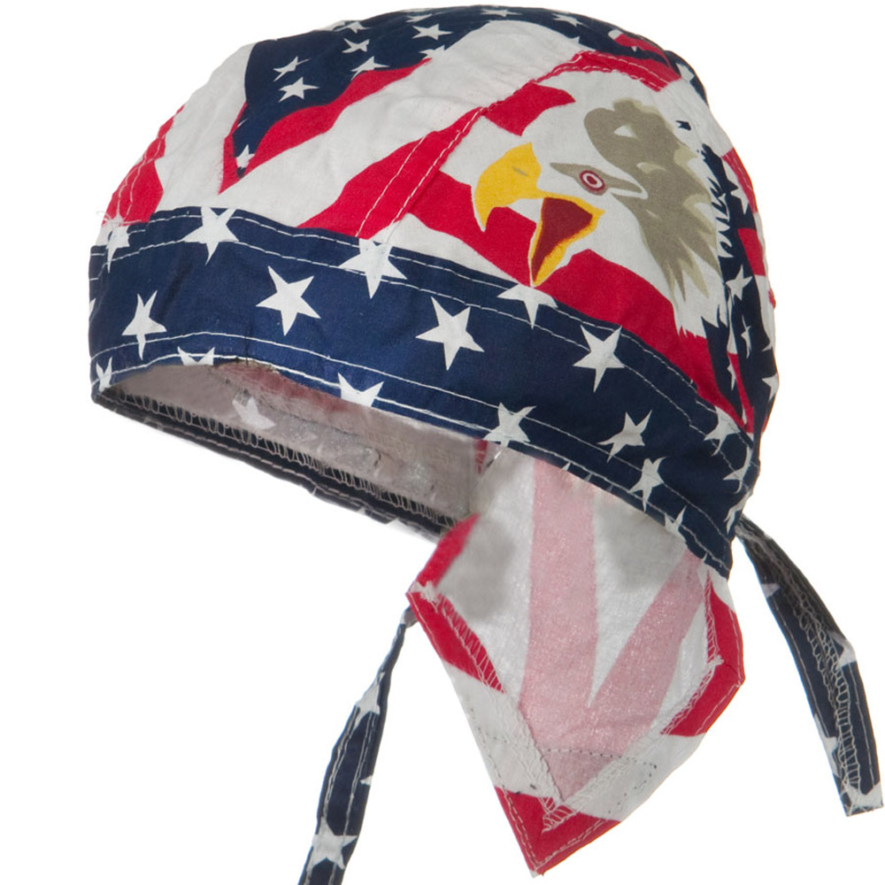 Flag Series Headwraps-Star Stripes V - Hats and Caps Online Shop - Hip Head Gear