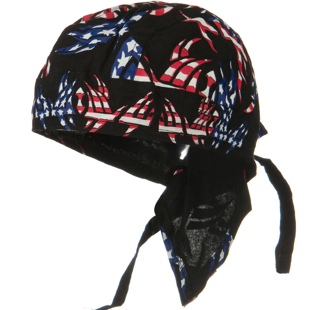 Flag Series Headwraps-Tribal Patriot - Hats and Caps Online Shop - Hip Head Gear